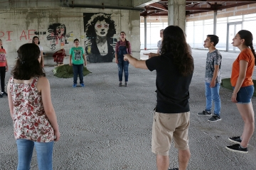 tumo workshop - armenia